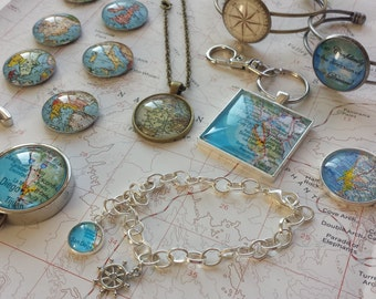 Design Your Own! Custom Map Gifts