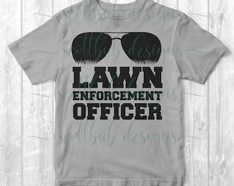 Lawn Enforcement Officer PNG