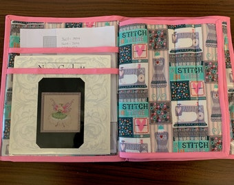 Cross Stitch Project Pal Sewing Pattern PDF