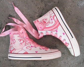 Anime Shoes Etsy