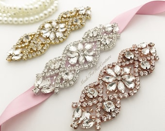 Blush Bridesmaid Sash, blush Bridesmaid belt, Wedding Sash, wedding belt, bridal sash, bridal belt, Bridesmaid Sash,