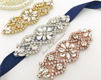 Wedding Sash, wedding belt,  bridal sash, bridal belt,Bridesmaid Sash, Flower girl Sash, flower-girl belt, bridesmaid belt