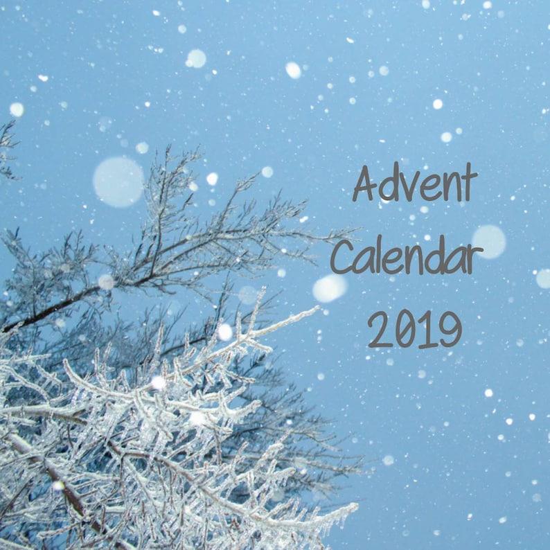 Advent Calendar 2019 image 0
