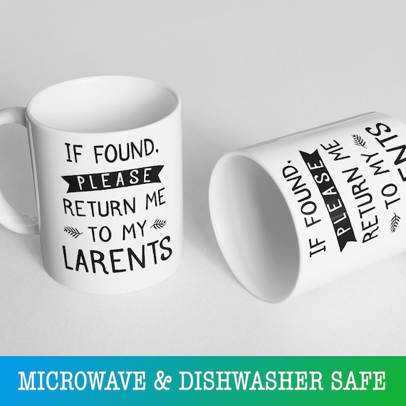 Coffee Mug No Control Lyrics Coffee Mug, Stained Coffee Cup Just a Fingerprint of Lipstick's Not Enough, Microwave and Dishwasher Safe Mug