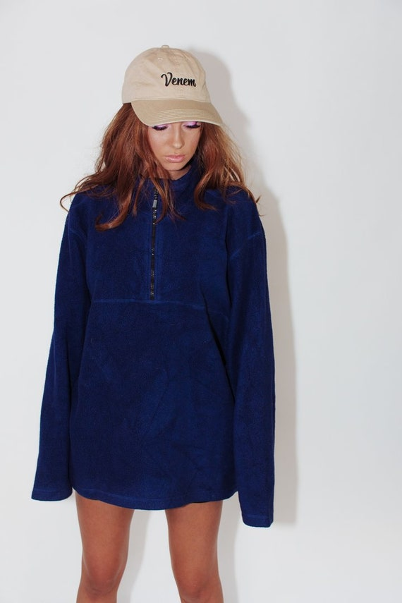 Vintage Fleece Jacket || Vintage Fleece || Vintage