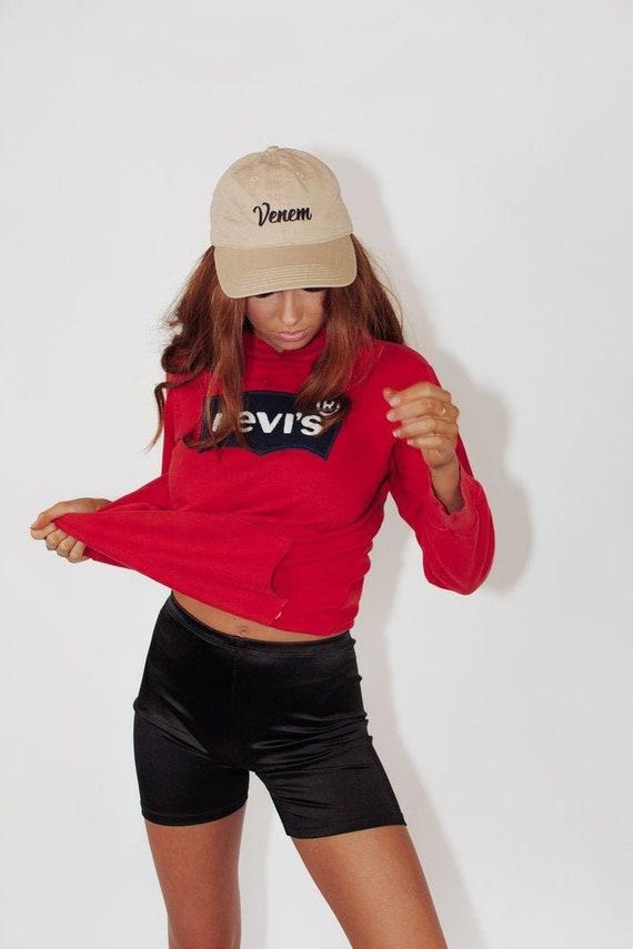 Vintage Levi's Hoodie || Vintage Levi's Sweatshirt