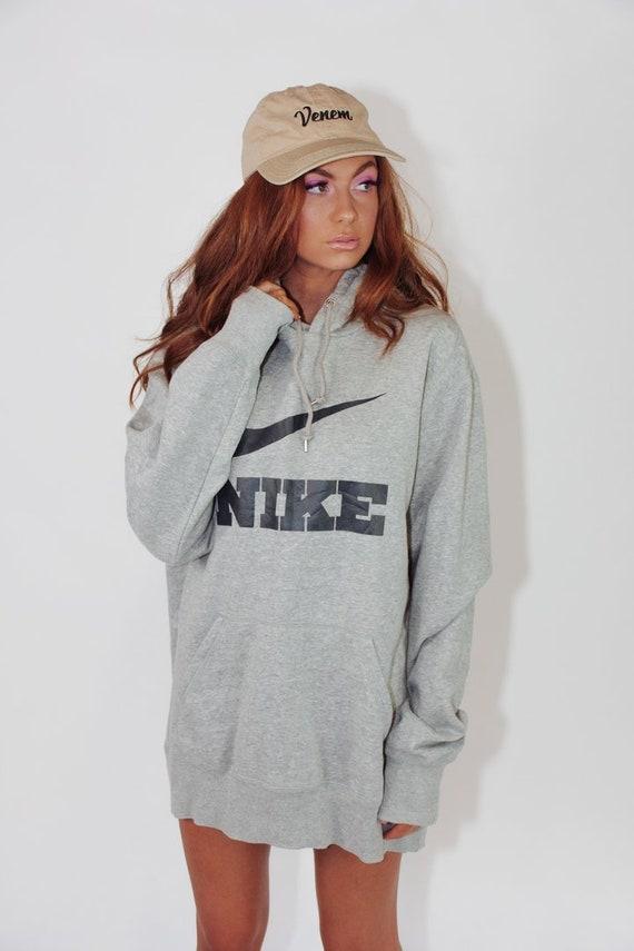 Vintage Nike Hoodie || Vintage Nike Sweatshirt ||