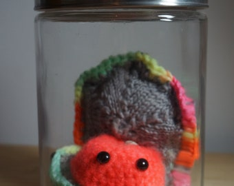 Woolen monsters collection: Huitrasse