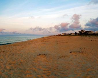 Beach, St. George Island, Florida, 2013