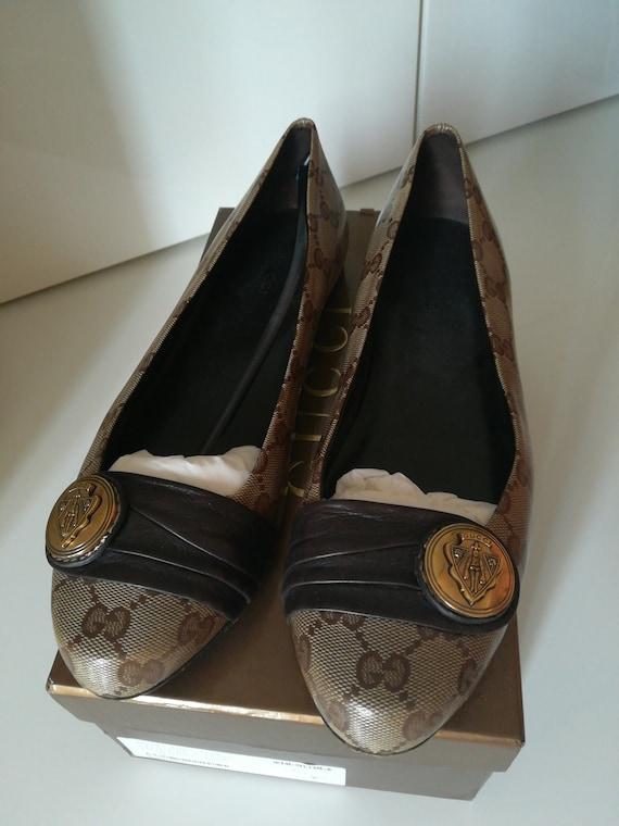 Gucci Vintage Shoes.