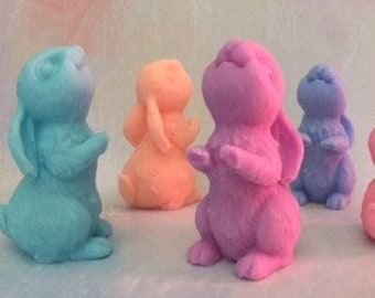 Easter bunny soap easter soap bunny soap easter gifts easter bunny soap easter soap bunny soap easter basket easter gifts negle Image collections
