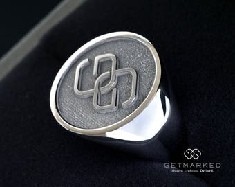 Personalized Signet Ring (JW0001)