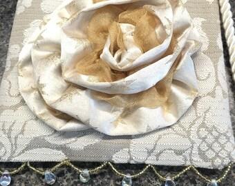 Handmade shoulder purse (small)