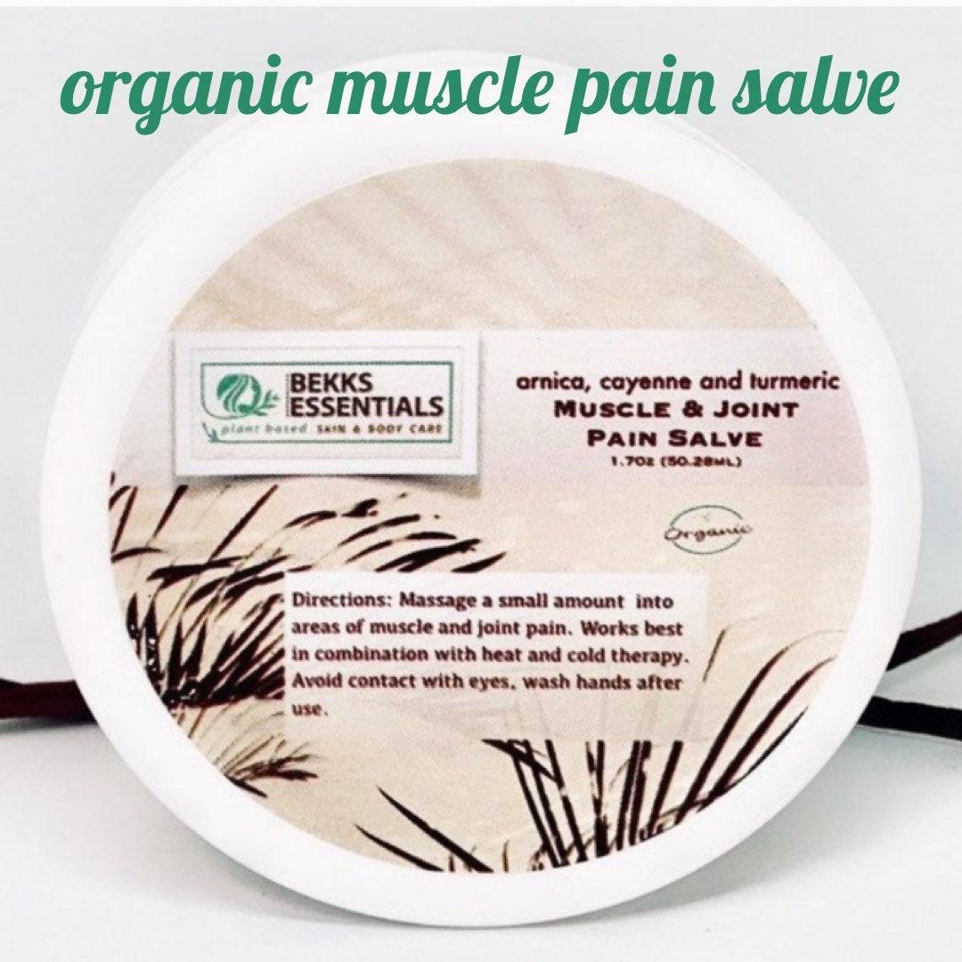 Organic Arnica, Turmeric & Cayenne Salve! Increase circulation, ease  arthritis, calm inflammation, decrease tightness  Free Shipping!