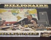 Vintage Billionaire Board Game (Parkers Brothers Game of Global Enterprise)