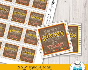 Reeses Pieces Etsy