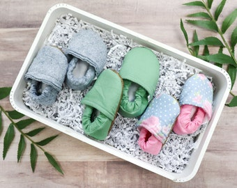 Trendy Baby Moccasins - Surprise Box