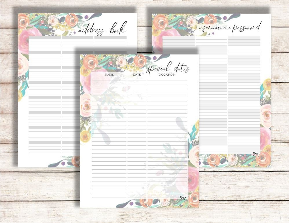 Editable Address Book, Editable Contact List, Editable