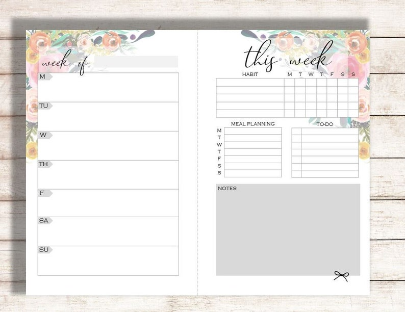 graphic about Blank Weekly Planner known as Editable Weekly Planner Printable, Weekly Calendar, Loved ones Planner Printable, Editable 2019 Calendar Printable, Editable Weekly Planner.