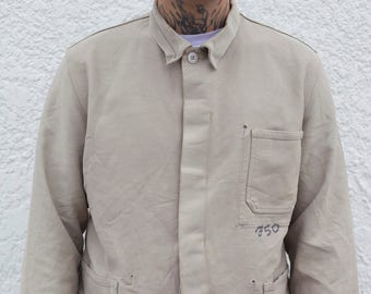 1950s European Work Jacket