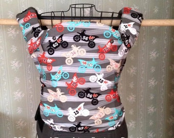 CUSTOM Tula Slip cover that goes over your existing Tula baby carrier