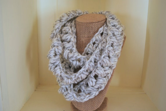 Crochet Pattern Infinity Scarf Pattern Crochet Pattern For Etsy