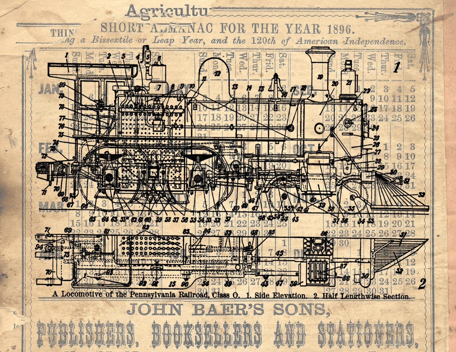 train locomotive diagram vintage industrial rustic art print custom Parts of a Train Car train locomotive diagram vintage industrial rustic art print custom choice background from antique paper tld309 gallery photo