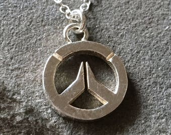 Overwatch  Small Sterling Silver Necklace