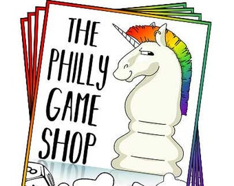 The Philly Game Shop Jawnicorn Retail Pack x20