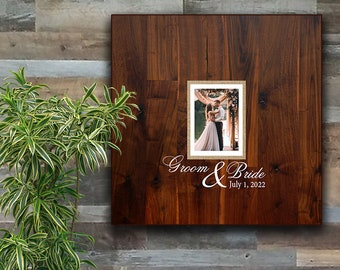 Wedding Guest Book Signature Frame