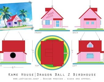 Kame House Birdhouse | PRE-ORDER