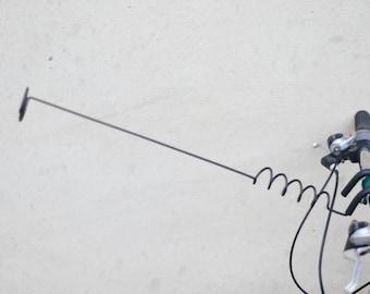 Bike rods bike springer for bikejoring dog scootering bike antenna