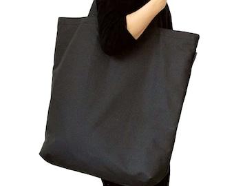Weekend Bag Women, Weekend Party Bag, Party Bag, Party Weekend Bag, Canvas Tote Bag, Large Canvas Tote Bag, Black Tote Bag, Tote Bag Canvas