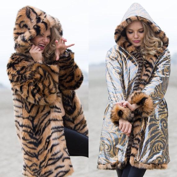 Abrigo de tigre