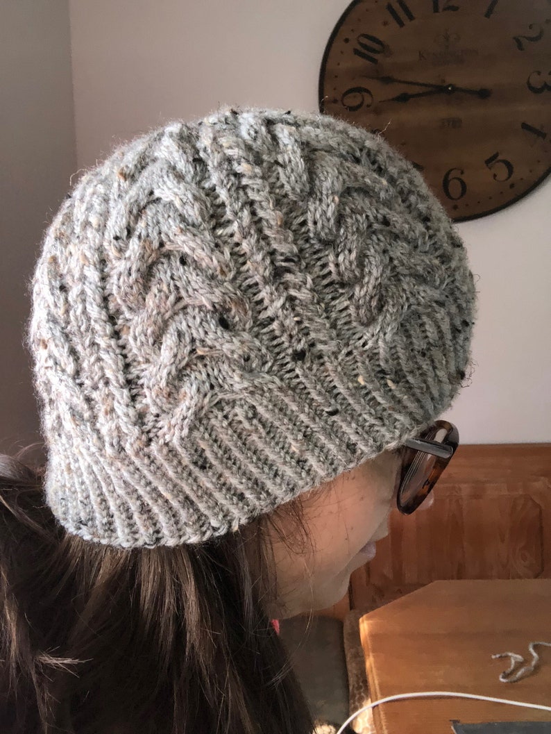The Highwayman's Knitted Cap