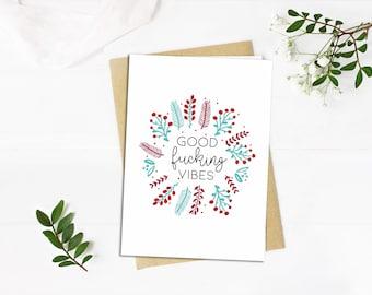 Wish Card 2021 fun - Happy New Year