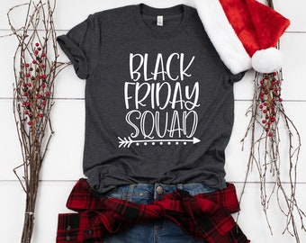 Fall Graphic Sweatshirt in Multiple Colors Blk Friday Squad Fall Designs Unisex Sweatshirts
