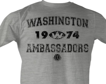 Wfl Ambassadors Adult T-Shirt Tee