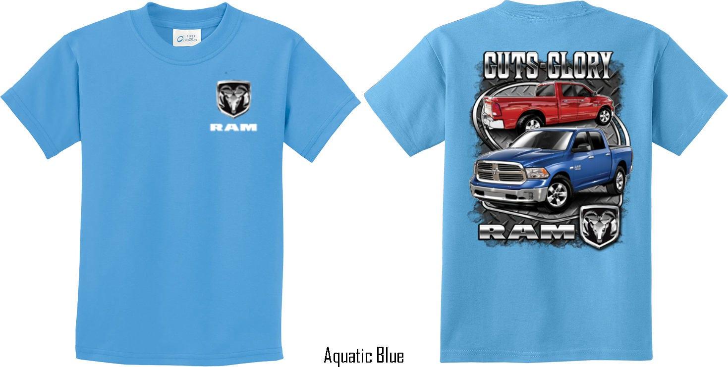Dodge Ram Textured Polo Pocket Print Buy Cool Shirts 20459hd2 Pp