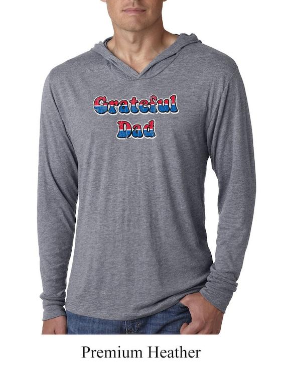 12748e5a5 Men's Funny Band Shirt Grateful American Dead Dad | Etsy