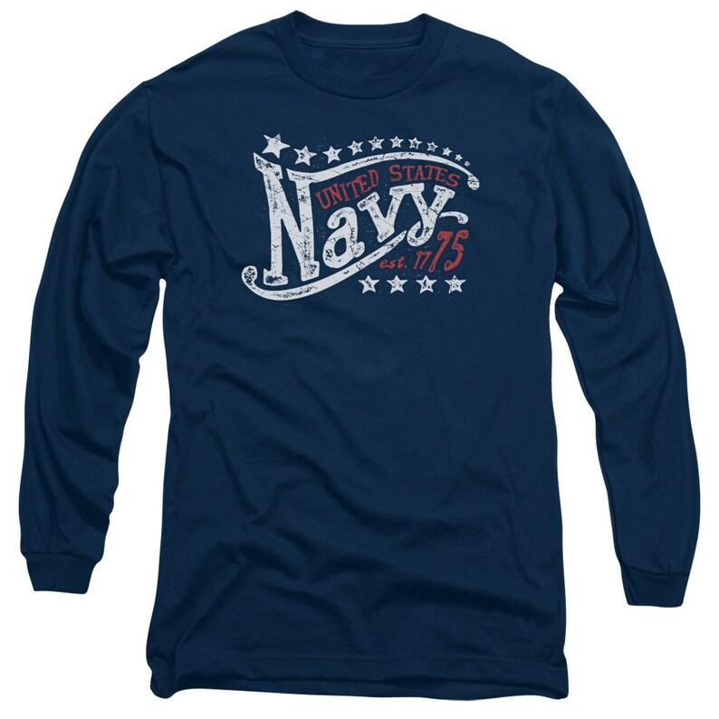U.S Navy Stars Navy Shirts