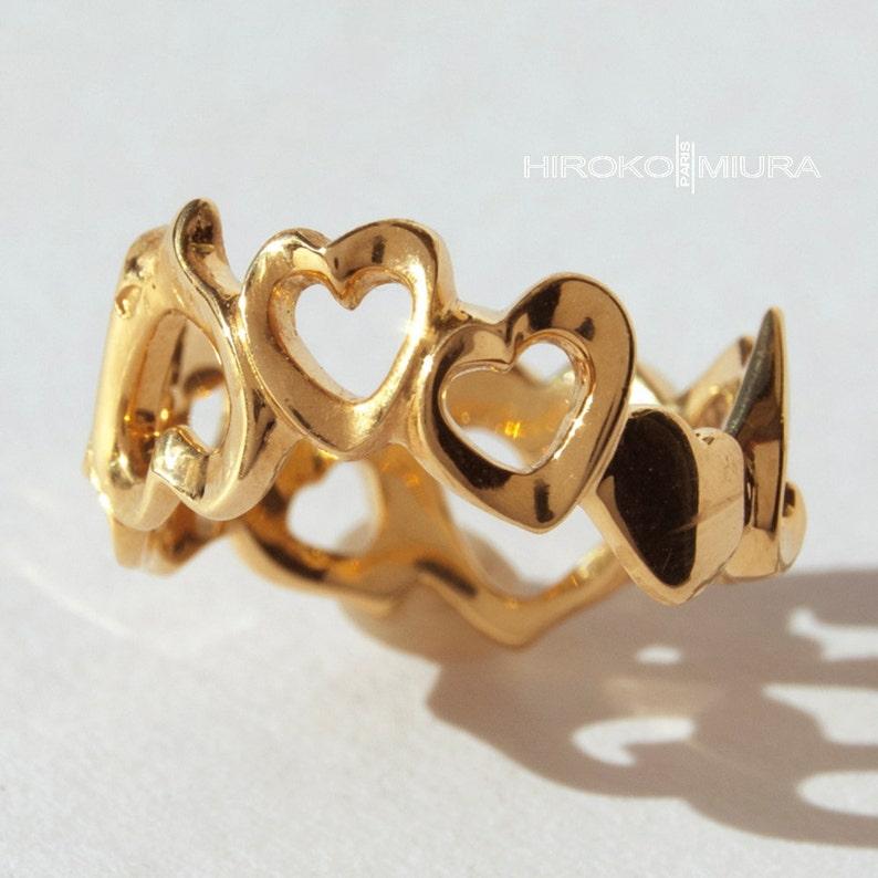 Ring hearts Courage multi-core small model mpm image 0