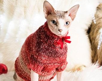 Sphynx Sweater Etsy