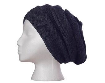 0aaa6e0c662a6 Hand knit beanie