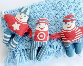 Vintage Baby's Toy, Nostalgic Children's Memorabilia, Nursery Decor