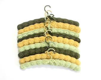 Knit Covered Hangers