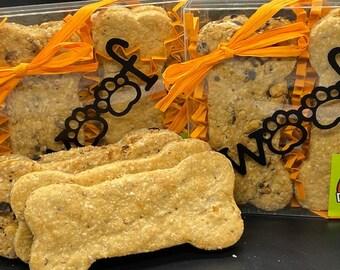 Dog Treat   Dog Bone Treats   Dog Biscuit   Dog Gift   Pet Treats   New Dog Treat   Dog Birthday   Peanut Butter Dog Bone Gotcha Day Dog