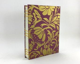 Painting Journals - Hand Bound Coptic Stitch Journal