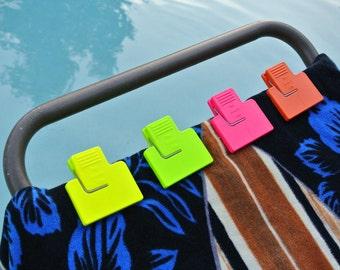 Beach Towel Clip