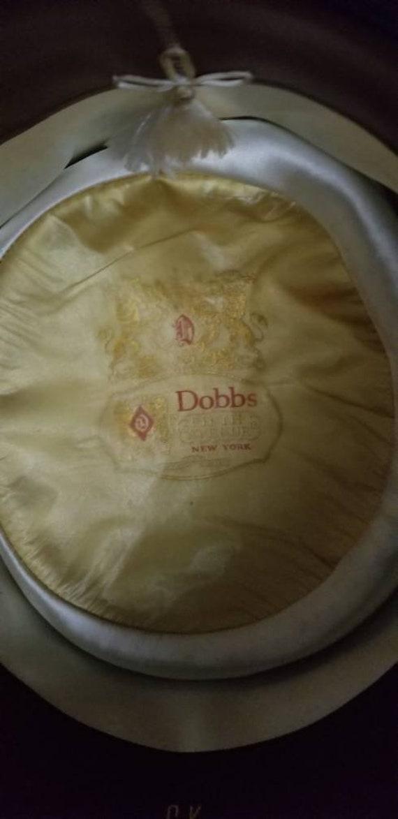 Vintage Dobbs Fifth Avenue of New York Fur Felt P… - image 7